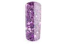 Jolifin Hexagon Glittermix purple-lilac