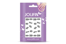 Jolifin Black Elegance Tattoo Nr. 18