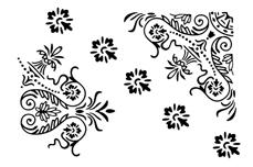 Jolifin Black Elegance Tattoo Nr. 21