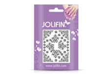 Jolifin Black Elegance Tattoo 21