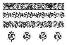 Jolifin Black Elegance Tattoo 22