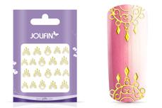 Jolifin Golden Glam Sticker 16
