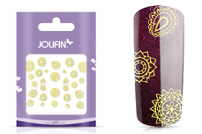 Jolifin Golden Glam Sticker 18