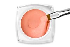 Jolifin LAVENI Farbgel - pastell-apricot Glimmer 5ml