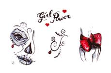 Jolifin Trend Tattoo Nr. 10