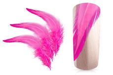 Jolifin Nailart Feder pure-pink