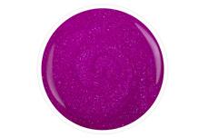 Jolifin Stamping-Lack - neon-purple Glimmer 12ml