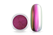 Jolifin Mirror-Chrome Pigment - FlipFlop pink & green