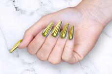 Jolifin Mirror-Chrome Pigment - FlipFlop gold & green