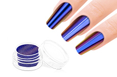 Jolifin Mirror-Chrome Pigment - FlipFlop purple & copper