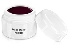 Farbgel black cherry 5ml