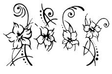 Jolifin Trend Tattoo Nr. 12