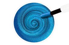 Jolifin Stamping-Lack - metallic-steel blue 11ml