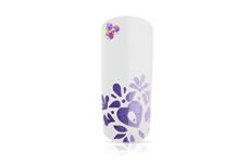 Jolifin Stamping-Lack - metallic-steel purple 11ml