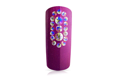 LAVENI Strass-Display irisierend