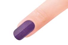 Jolifin LAVENI Farbgel - plum Glimmer 5ml