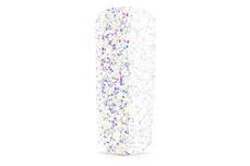 Jolifin White Sparkle Powder irisierend grob
