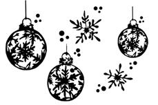 Jolifin Trend Tattoo - Christmas 6