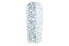 Jolifin Glitterpuder - hologramm blue