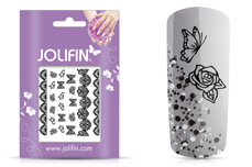 Jolifin Black Elegance Tattoo Nr. 29