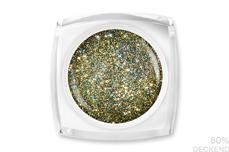 Jolifin LAVENI Farbgel - ocean champagne Glitter 5ml