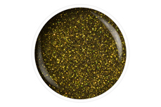 Jolifin Farbgel sparkle dark-green 5ml