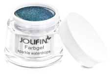 Jolifin Farbgel sparkle waterdrops 5ml