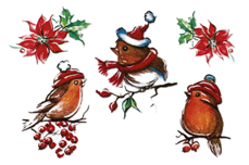 Jolifin Trend Tattoo Christmas 10