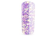 Jolifin Hexagon Glitter lavender