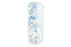 Jolifin Hexagon Glitter ice blue