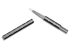 Jolifin Diamond Fineliner-Pinsel long black