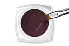 Jolifin LAVENI Farbgel - aubergine 5ml