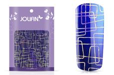 Jolifin FlipFlop Glitter Sticker 1