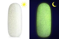 Jolifin Nightshine Glitterpuder - white