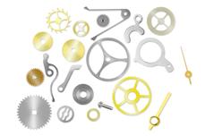 Jolifin Einleger Uhrwerk-Steampunk