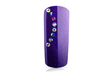 Jolifin LAVENI Strass-Display - bunt irisierend