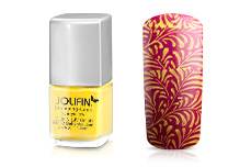 Jolifin Stamping-Lack - sun yellow 12ml