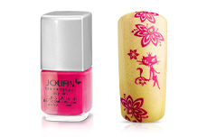 Jolifin Stamping-Lack lady pink