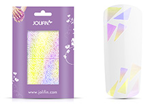 Jolifin Diamond Foil Sticker - klein