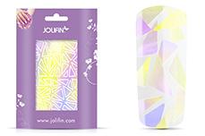 Jolifin Aurora Foil Sticker - groß