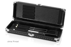 Pinselbox- schwarz Glitter