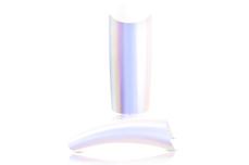 Jolifin 100er Tipbox Unicorn-Chrome - golden-rose + Feile