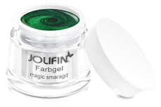 Jolifin Farbgel magic smaragd 5ml