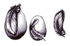 Jolifin Trend Tattoo Ostern 1