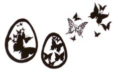 Jolifin Trend Tattoo Ostern 2