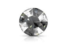 Swarovski Strasssteine - Silver Night - 1,8 mm