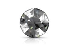 Swarovski Strasssteine - Silver Night - 2,7 mm