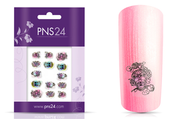 PNS24 Aquarell Tattoo Nr. 8