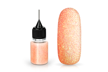 Jolifin LAVENI Diamond Dust - coral-orange