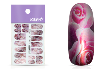 Jolifin Metallic Tattoo Wrap 3